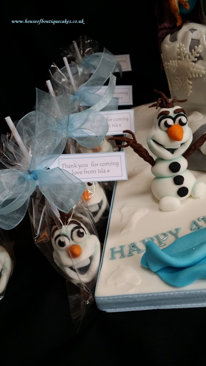 Disney Frozen Olaf Character